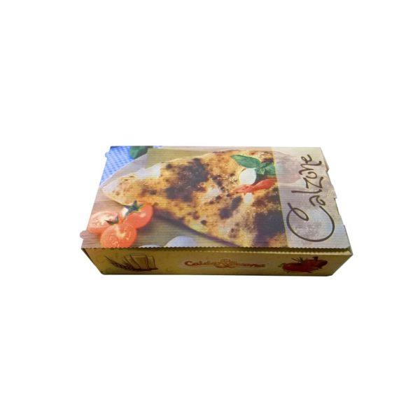 Caja para pizzas calzone Ciligenio